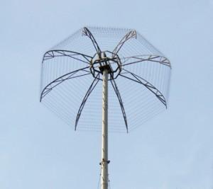 Dissioation Array System Lightning arrester