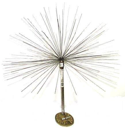 Spline ball Lightning array