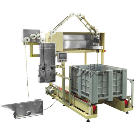 Automatic Pouch Loader/Layer Machine
