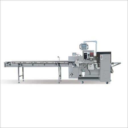 Box Motion Horizontal Film Packing Machine
