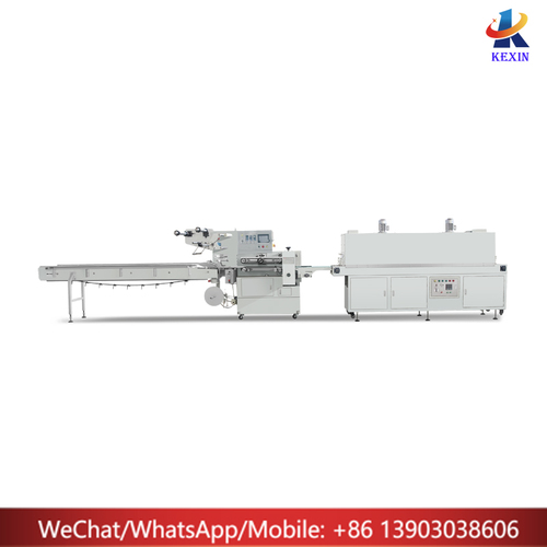 Bowl Noodle Shrinking Packing Machine