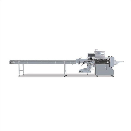 Rotary Type Film Bottom Feeding Packing Machine