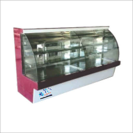 Display Counter C Glass