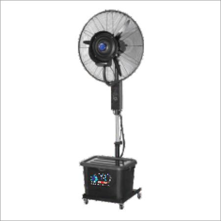 YR Stainless Steel Mist Fan