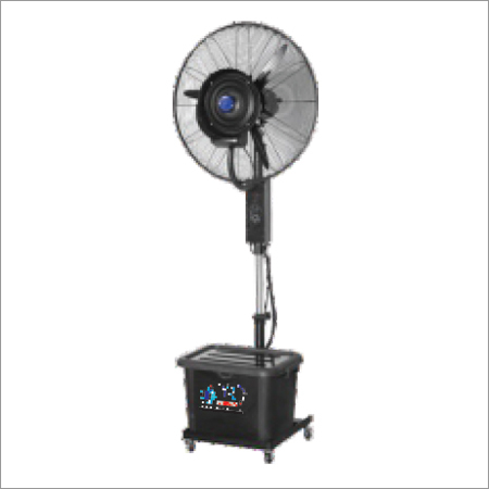 YR Stainless Steel Mist Fan