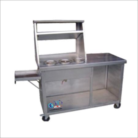 Bhel & Panipuri Display Counter
