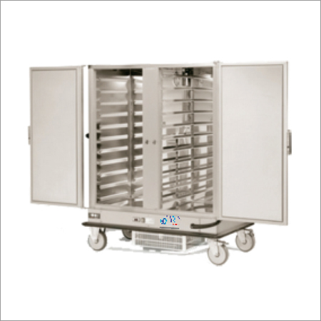 Hot Serving Trolley