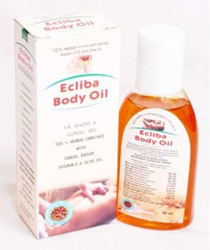 Ecliba Body Oil