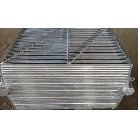 Hot Dip Galvanised Radiator