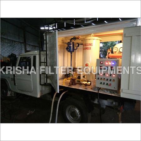 Mobile Type Transformer Oil Filter Machine