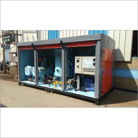 High Vacuum Transformer Oil Change Machine