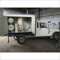 Mobile Transformer Oil Change Plant