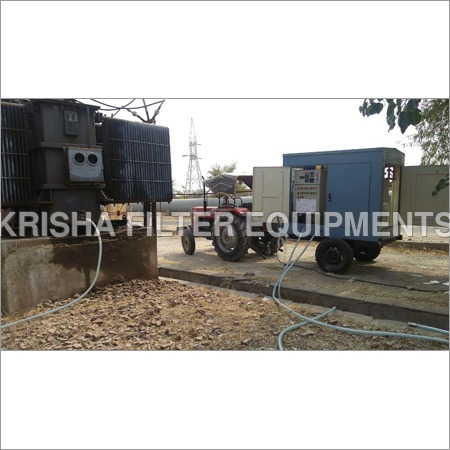 Online Transformer Oil Filtration Services