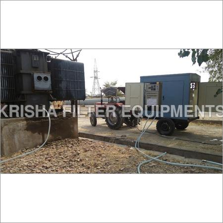 Online Transformer Oil Filtration Services