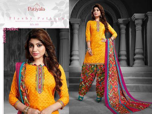 Patiyala Cotton Suit Material