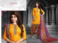 Patiyala Cotton Suit Material