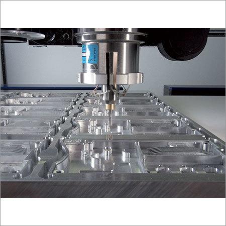 Aluminum Heat Sinks Milling