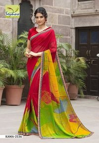 Indian Party Wear Saree