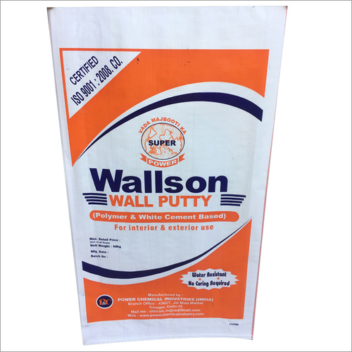 WallSon Wall Putty
