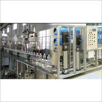 Mineral Water Bottling Plant