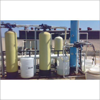 De Mineralized Water Plant