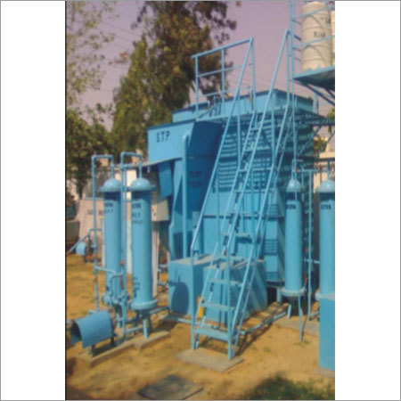 Effulent and Sewage Treatment Plant