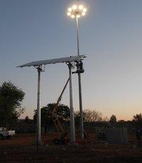 Solar High Mast