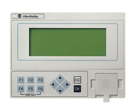 LCD Allen Bradley Micro 800 2080-REMLCD