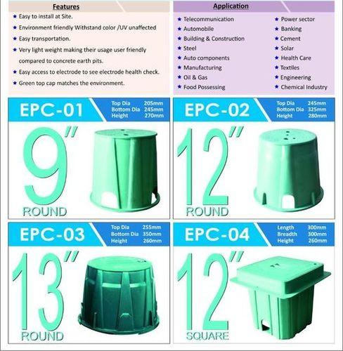 Heavy Duty Poly Plastic Chamber