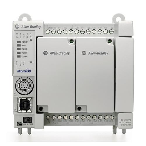 MICRO830 PLC 2080-LC30-10QWB  6IN 24VDC/VAC,4ROUT