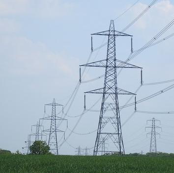 132 KV Overhead Transmission Towers