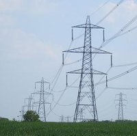 132 KV Overhead Transmission Towers