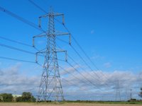 220 KV Electrical Transmission Tower