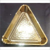 Small Triangle Plate