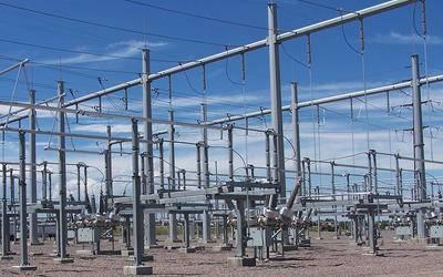 220 KV Substation Steel Structure