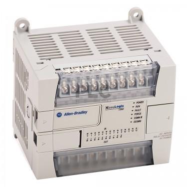 0.75 kW Allen Bradley Mirco Logix 1200 1762-L24BXB-CC