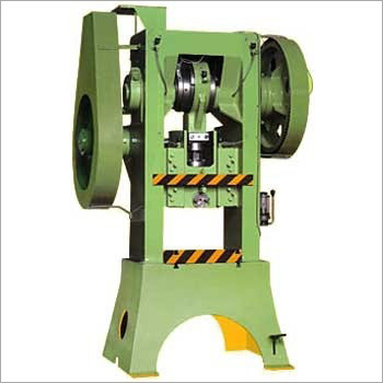 H Type Steel Body Power Press Machine
