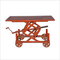 Climb Down Engine Table
