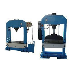 Hydraulic Ironworkers Machines