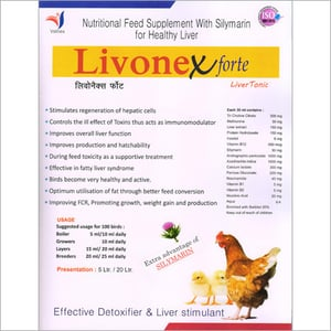 Poultry liver tonic