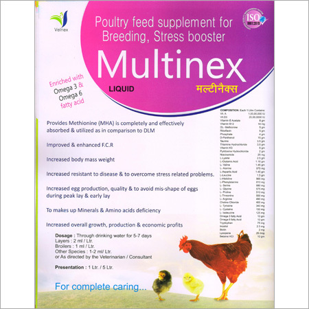 Poultry Stress booster