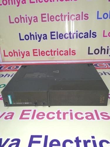 SIEMENS SIMATIC S7 400 POWER SUPPLY 6ES7 407-0KA02-0AA0