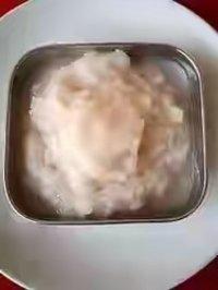 White onion paste