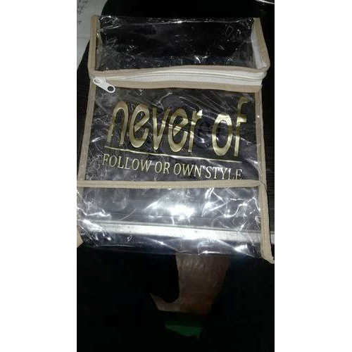 Plastics Pouch For Blanket Cover