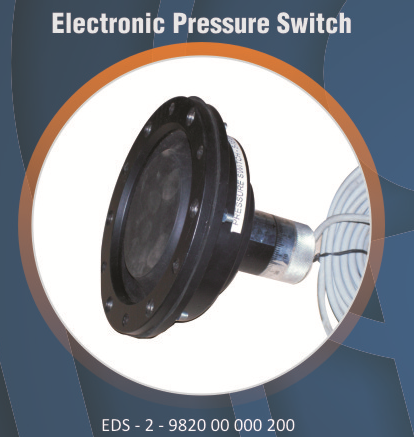EDS PRESSURE SWITCH