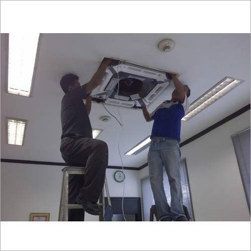 Commercial AC Installation Service