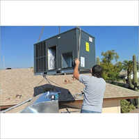 Industrial AC Installation Service