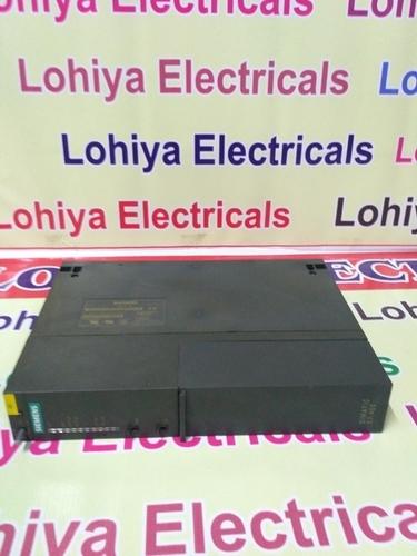 SIEMENS SIMATIC S7 400 POWER SUPPLY/CPU