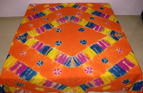 Tie Dye Fitted Bedsheet
