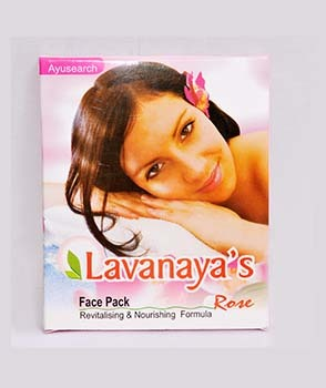 Lavanaya's face pack Rose